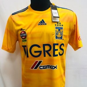 Tigres 2019-2020 Home Jersey!